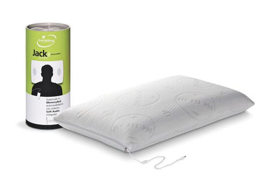 Guanciale JACK bedding