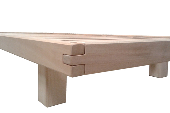 Letto wood & wood rem
