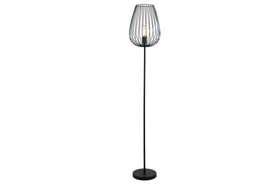 newton lampada da terra eglo