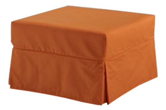 Pouf letto Hopplà