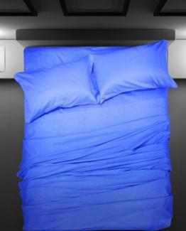 completo letto riviera carillo blu