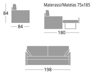 Doubli divano letto
